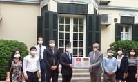 Vietnam-Deutschland-Solidarität im Kampf gegen Covid-19-Epidemie