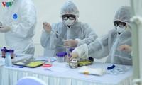 Vietnam kann Testkits zum Nachweis von COVID-19 unabhängig herstellen