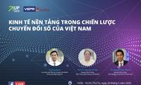 """Digitale Wirtschaft – """"Goldener Schlüssel"""" für vietnamesische Unternehmen"""