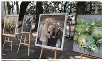25. Kunstausstellung Hanois wird im August stattfinden