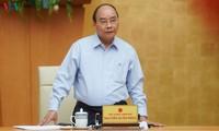 Premierminister schlägt Entwicklungsorientierungen für vier Schwerpunktwirtschaftszonen vor
