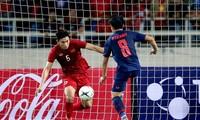 Verteidiger Doan Van Hau geht in die Geschichte des vietnamesischen Fußballs ein