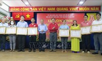 Ho-Chi-Minh-Stadt ehrt ausgezeichnete Blutspender
