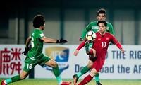 Irak will ein Freundschaftsfußballspiel gegen Vietnam in Hanoi veranstalten