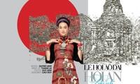 18 Designer erzählen Geschichte über die vietnamesische Landschaft auf Ao Dai