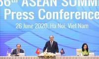 Europäische Medien berichten ausführlich über 36. ASEAN-Gipfeltreffen