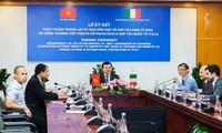 Gründung der vietnamesisch-italienischen Wirtschaftskommission