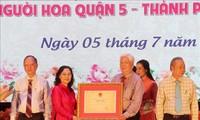 Nguyen Tieu-Fest der Chinesen in Ho-Chi-Minh-Stadt wird als nationales immaterielles Kulturerbe anerkannt
