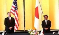 Japan und USA debattieren die Lage auf der koreanischen Halbinsel