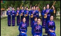Then-Gesang in Nguyen Binh bewahren