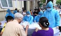 Weitere Covid-19-Infizierte in Vietnam