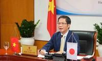 Förderung der Zusammenarbeit und der Verbindung der Lieferketten zwischen Vietnam und Japan