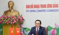 Verstärkung der traditionell freundschaftlichen Beziehungen zwischen Vietnam und der dominikanischen Republik