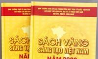 """Vorstellung des """"goldenen Innovationsbuches Vietnams"""""""