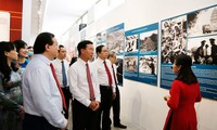 """Eröffnung der Ausstellung """"Vietnam – Unabhängigkeit und Selbststärke"""""""