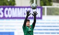 Fußballtorwart Bui Tien Dung sucht Chance zur Rückkehr in die Nationalmannschaft