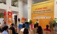 Online-Bücherausstellung zum 75. Nationalfeiertag