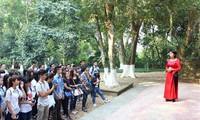 Historische Gedenkstätte K9 mit Erinnerungen an Präsident Ho Chi Minh