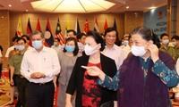 Überprüfung der Vorbereitung für die AIPA 41