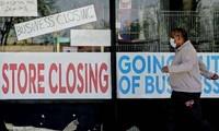 Gefahr der Weltwirtschaft