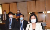 Eröffnung der 45. Sitzung des UN-Menschenrechtsrates