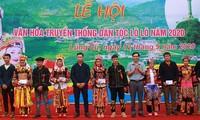 Kulturtag der Volksgruppe Lo Lo 2020