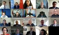 Vietnam unterstützt Verhandlungen zwischen der syrischen Regierung und der Opposition