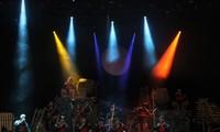 Wettbewerb für Solo- und Konzertauftritt traditioneller Instrumente: Ehrung der Werte folkloristischer Musik
