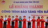 Eröffnung des Museums Yen Bai
