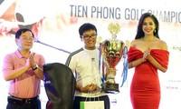 Tien Phong Golf Championship 2020 zieht zahlreiche führende junge vietnamesische Golfer an