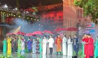 Einzigartigkeit des Ao Dai-Festivals in Ho Chi Minh Stadt 2020