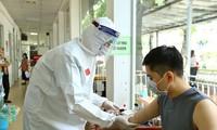 1.025 Covid-19-Patienten in Vietnam geheilt