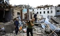 Bergkarabach-Konflikt: Russland ruft Konfliktparteien zur Einhaltung der Waffenruhe auf