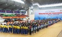 Eröffnung der nationalen Jugend-Vovinam-Meisterschaft 2020