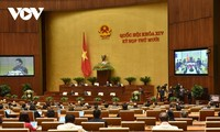 Eröffnung der 10. Parlamentssitzung der 14. Legislaturperiode