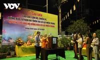 Auslandsvietnamesen richten auf Bewohner in Zentralvietnam