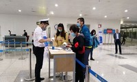 Mehr als 240 vietnamesische Bürger aus Singapur zurückgeholt