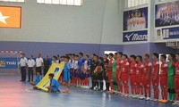 Eröffnung des Futsal-Amateurturniers von Ho Chi Minh Stadt