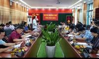 Kreis Muong Nhe kümmert sich um Parteigestaltung