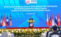 Veröffentlichung des Ergebnisses des ASEAN-Jahres 2020