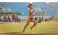 Bei der nationalen Leichtathletik-Meisterschaft ist der 17jährige Rekord gebrochen