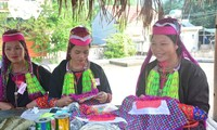 Markttag Ha Lau im Kreis Tien Yen