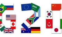 Eröffnung des G20-Gipfels