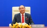 Aufbau der APEC für eine starke Zukunft und gemeinsamen Wohlstand