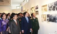 Ausstellung über die besondere Freundschaft zwischen Vietnam und Laos
