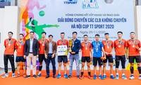 Duan Di gewinnt Volleyball-Turnier für Amateurvereine in Hanoi
