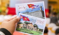Vietnam und Kuba veröffentlichen ein gemeinsames Briefmarkenset