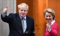 Großbritanniens Premierminister und EU-Kommissionspräsidentin strengen sich an, um Weg aus der Brexit-Sackgasse zu finde