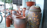 Keramik-Produkte aus Que mit Glasurfarbe rosa