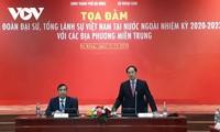 Vietnamesische Vertretungen im Ausland unterstützen Provinzen bei Weltintegration